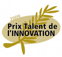 2009 - Trophée Talent de l'innovation